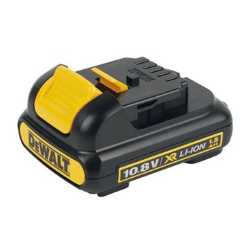 DeWalt 10.8 V Li-Ion 1.5 Ah Battery