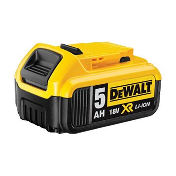 DeWalt XR 18V Li-Ion 5Ah Battery