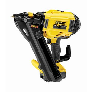 DeWalt 18V 5Ah Positive Placement Nailer, DCN694P2-GB