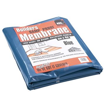 NDC Blue Damp Proof Membrane 1000