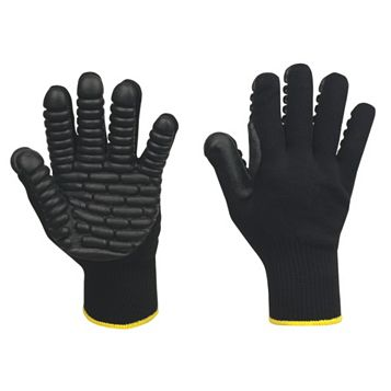 Portwest Anti-Vibration Gloves, Extra Large, Pair