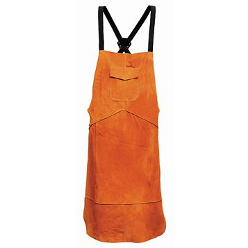 Portwest Leather Welding Apron, One Size