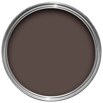 Craig & Rose Opulence Dark Chocolate Matt Emulsion Paint 100ml Tester Pot