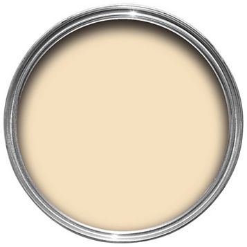Craig & Rose Authentic Period Colours Adam Cream Flat Matt Emulsion Paint 2.5L