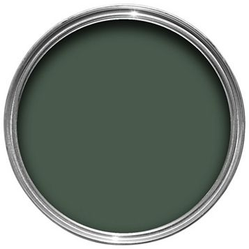 Craig & Rose Authentic Period Colours Winchester Green Flat Matt Emulsion Paint 2.5L