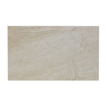 Haver Chalk Ceramic Wall & Floor Tile, Pack of 6, (L)498mm (W)298mm