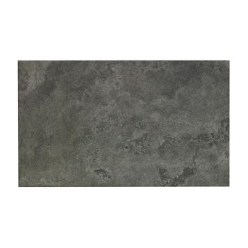 Oscano Graphite Stone Effect Ceramic Wall & Floor Tile, Pack of 6, (L)498mm (W)298mm