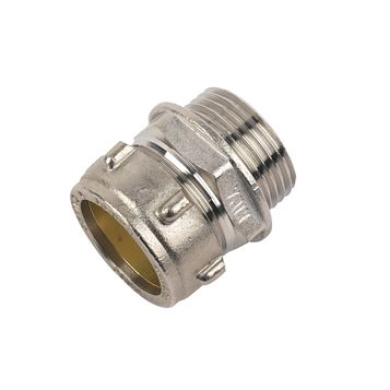 Conex Male Straight Connector 28mm