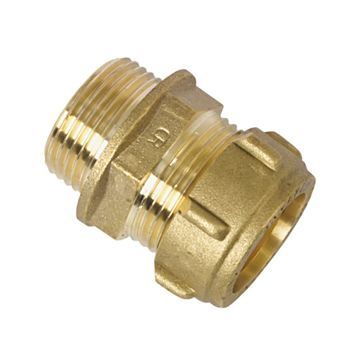Conex Male Straight Connector 22mm