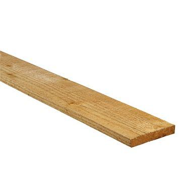 BSW Timber Fence Board 1800 mm x 19mm