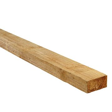 BSW Timber Fence Rail 2400 mm x 38mm