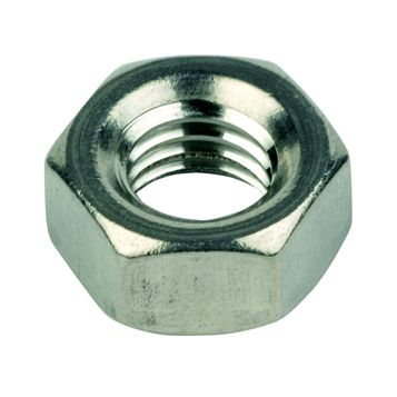 M8 A2 Stainless Steel Hex Nuts, Pack of 100