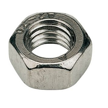 M12 A2 Stainless Steel Hex Nuts, Pack of 100