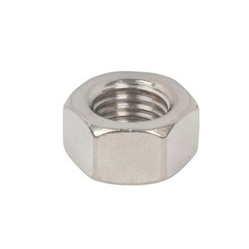 M16 A2 Stainless Steel Hex Nut, Pack of 50