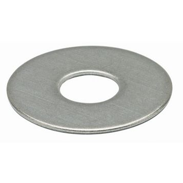 M8 A2 Stainless Steel Penny Washers, Pack of 10