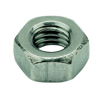 M3 A2 Stainless Steel Hex Nuts, Pack of 100