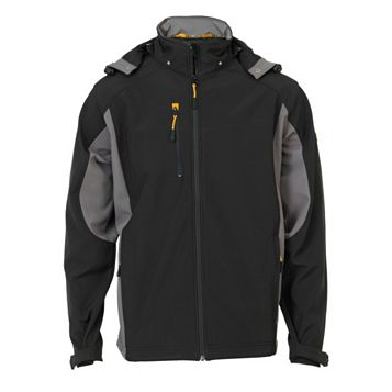 JCB STRETTON Multicolour Water Repellent Softshell Jacket Large