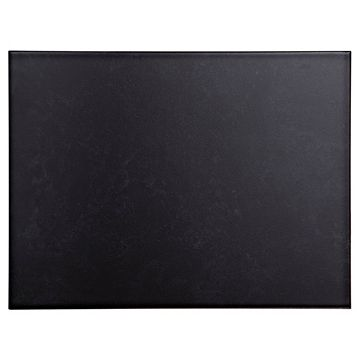 Helena Black Ceramic Wall Tile, Pack of 12, (L)330mm (W)250mm