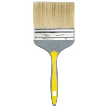 Diall Loss Free Soft Tipped Paint Brush (W)4