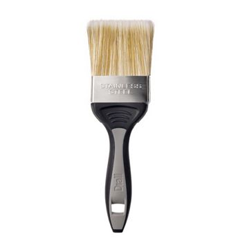 Diall Fine Finish Soft Tipped Paint Brush (W)3