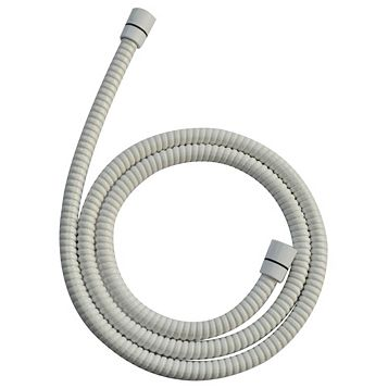 Cooke & Lewis White PVC Shower Hose 1.75m