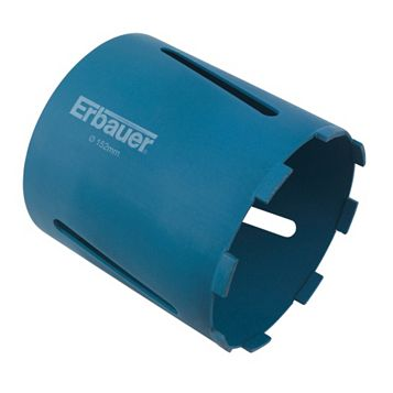 Erbauer Diamond Core Drill Bit (Dia)152mm