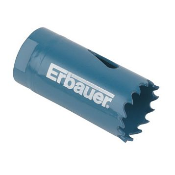 Erbauer Bi-Metal Holesaw (Dia) 25mm