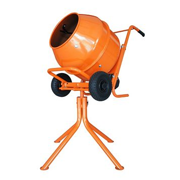 Build Buddy Corded 370W 230V Electric Cement Mixer 134L