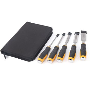 JCB Wood Chisel Set of 5