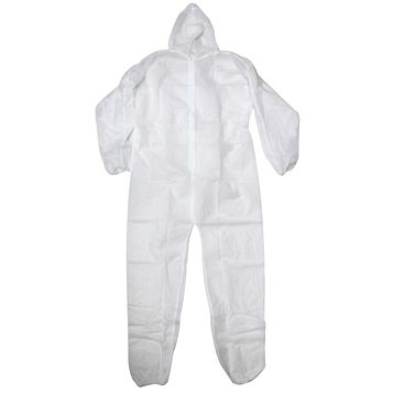 Diall Extra Large Disposable Coverall