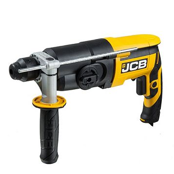 JCB Corded SDS Plus Hammer Drill PDH26J2
