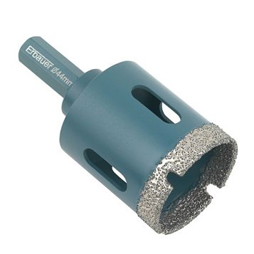 Erbauer Diamond Tile Drill Bit (Dia)44mm (L)90mm