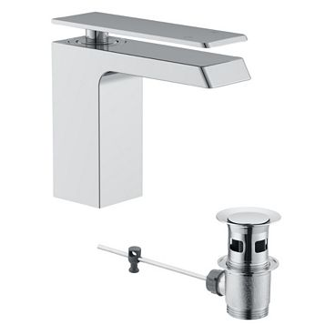Cooke & Lewis Harlyn 1 Lever Basin Mixer Tap