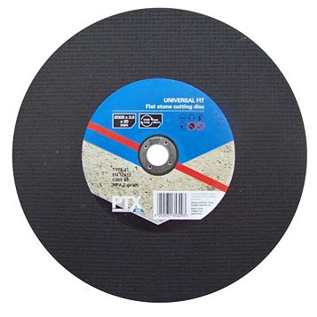 PTX (Dia)300mm Flat Stone Cutting Disc