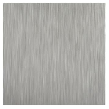 Colours Grey Self Adhesive Vinyl Tile Pack 1.02m²
