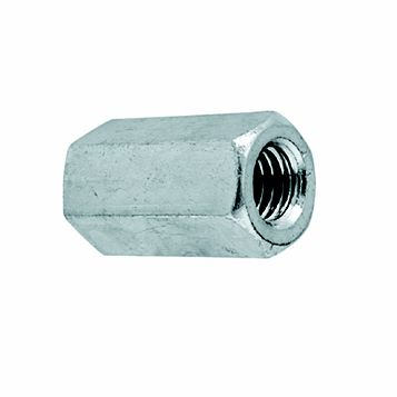 Easyfix M6 A2 Stainless Steel Threaded Rod Connecting Nuts, Pack of 10