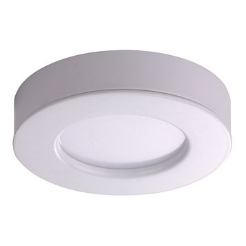 Diall White Gloss 2 In 1 Flush Downlight