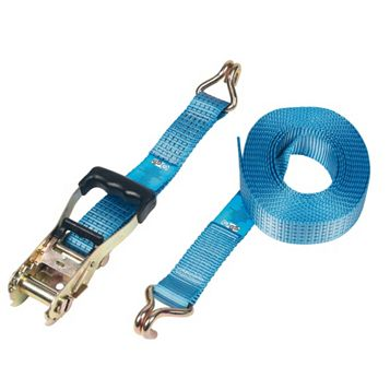 8m Ratchet Strap, Pack of 2