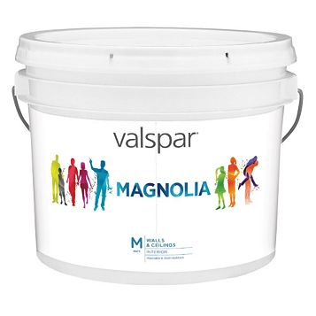Valspar Magnolia Matt Emulsion Paint 10L