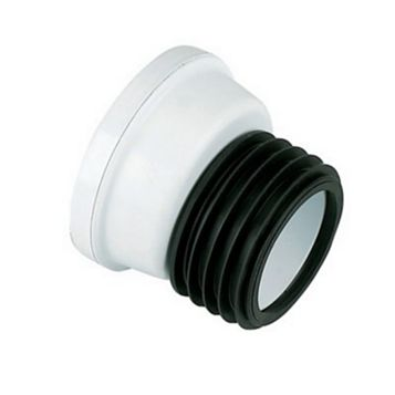 Floplast SP102 White Offset Connector