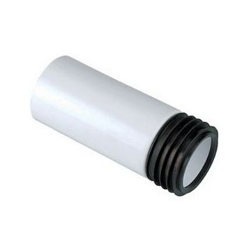 Floplast SP104 White Extension Piece (L)250mm