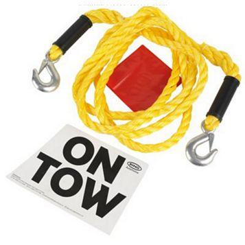 Ring Heavy Duty Tow Rope (L)4m