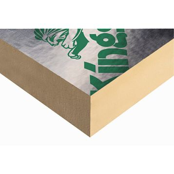 Kingspan TP100 Roof Insulation 2400mm 1200mm 50mm