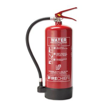 Firechief Pressure Water Fire Extinguisher