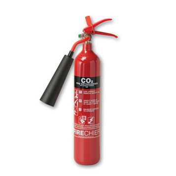 Firechief Carbon Dioxide Fire Extinguisher