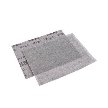 JCB 120 Grit Mesh Sanding Sheet, Pack of 2