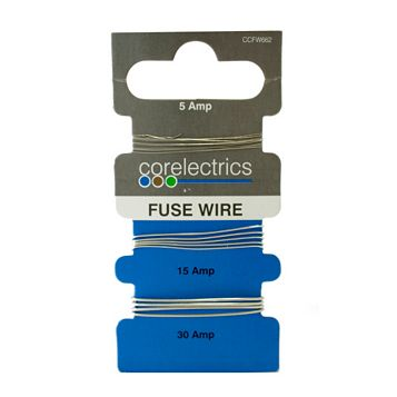 Fuse Wire, Pack of 3
