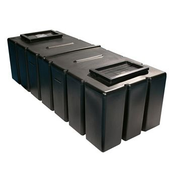 Polytank Cold Water Coffin Tank 318 L