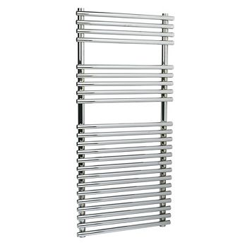 Kudox Towel Warmer Silver Chrome (H)700 (W)500mm