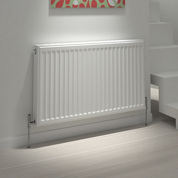 Kudox Type 11 Single Panel Radiator, (H)400 (W)500mm